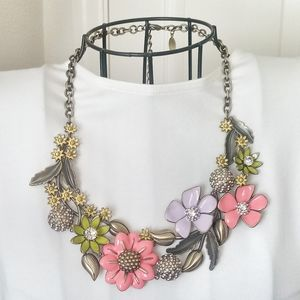 Joan Rivers Ltd Edition Enchanted Garden Necklace